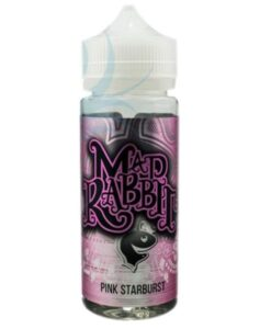 Pink Starburst Mad Rabbit
